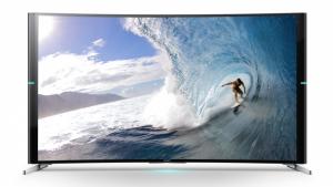 BRAVIA S90 4K Sony incurvé