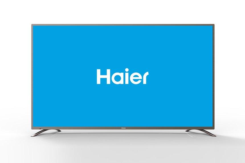 TV Android 4K Haier de 75 pouces présentée au CES 2016