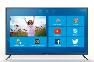 tv android 4k-haier-u6000a
